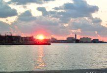 Ultimo tramonto del 2005 © leeliah99.altervista.org