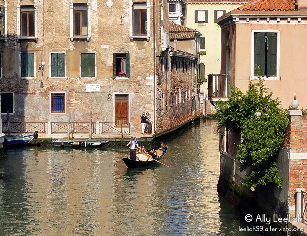 Venezia 2011: gondola © leeliah99.altervista.org